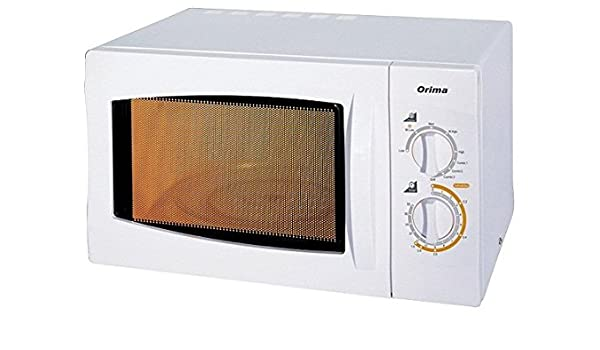 Orima 071014 Microondas OR-823-AM, 800 W, 23 litros, Gris: Amazon ...