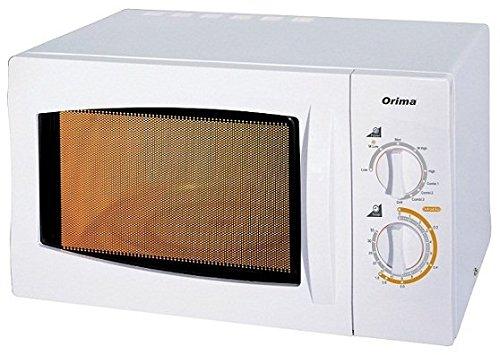 Orima 071014 Microondas OR-823-AM, 800 W, 23 litros, Gris ...