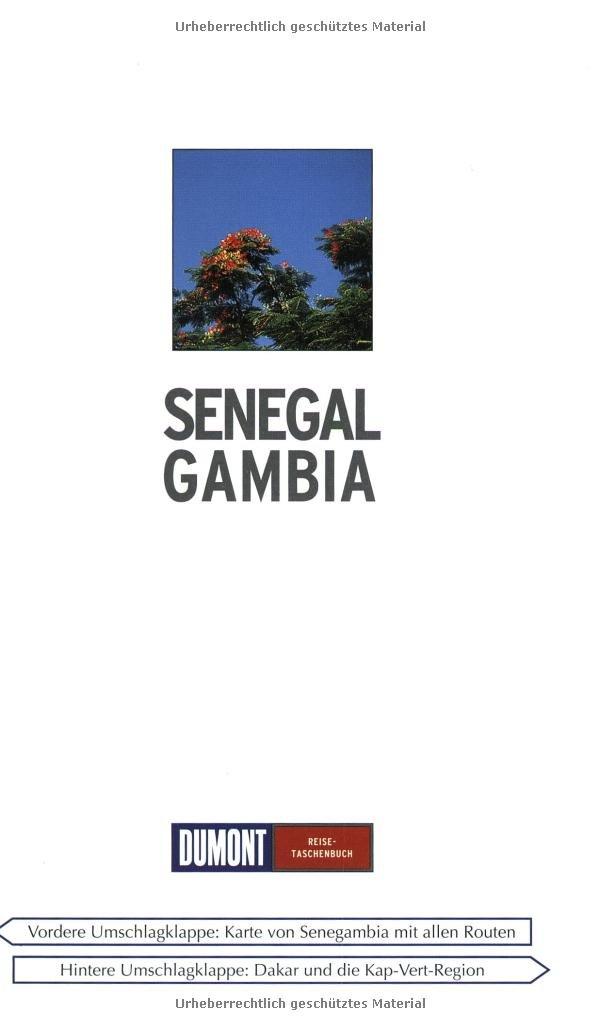 DuMont Reise-Taschenbuch Senegal - Gambia