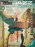 Jazz Fusion: Book & Audio for B Flat, E Flat, C and Bass Clef Instruments (Hal Leonard Jazz Play-Along)