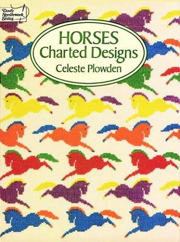 - Horses Charted Designs (Dover Needlework Series)