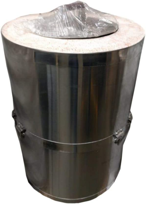Celebrate Festival Inc Backyard/Outdoor/Catering Tandoor (23, Light Weight Stainless Steel)