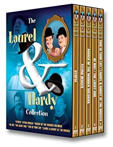 Laurel & Hardy Coll. the (Bilingual) [Import]