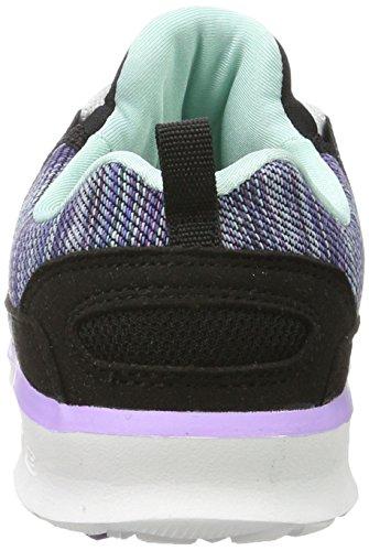 DC Shoes Heathrow TX Se, Zapatillas Para Niñas Negro (Multi 2)