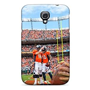 New Arrival Case Specially Design For Galaxy S4 (peyton Manning Broncos Player Wallpaer)
