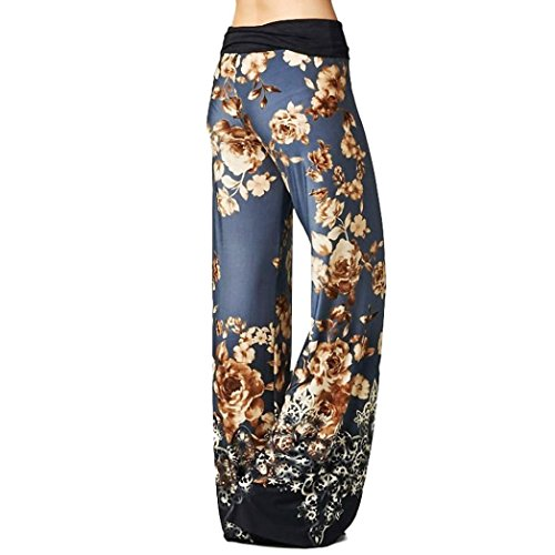 Womens High Waist Leggings Sports Gym Yoga Workout Fitness Pants Cat Prints Drawstring Pants Leggings (L, - Tights Bottoms