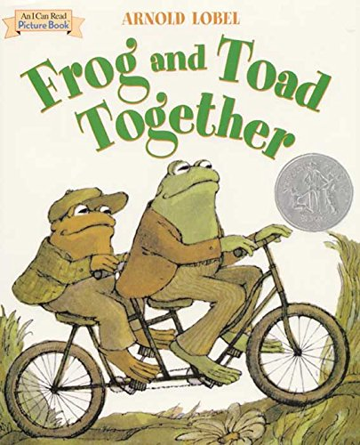 Frog and Toad Together (Frog and Toad I Can Read Stories Book (Common Frog)