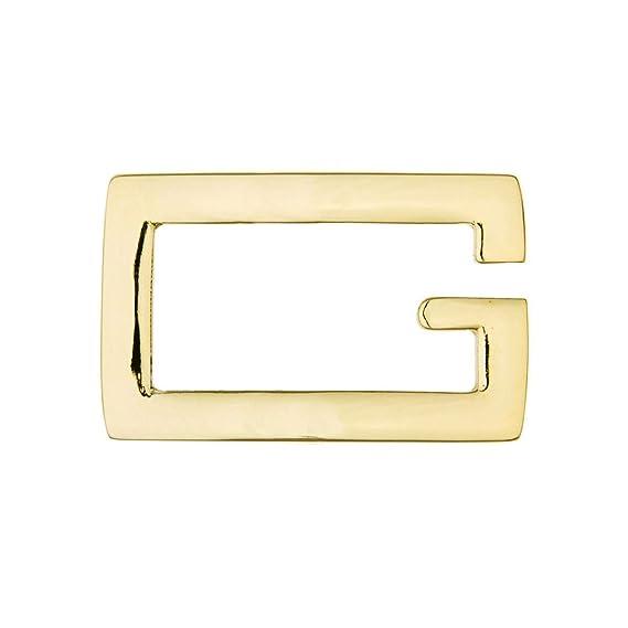 VMP - Boucle de ceinture - Uni - Femme or or  Amazon.fr  Vêtements ... c0127cc0d65