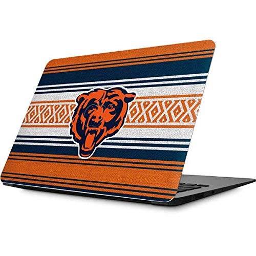 Skinit Chicago Bears Trailblazer MacBook Air 13.3 (2010-2017) Skin - Officially Licensed NFL Laptop Decal - Ultra Thin, Lightweight Vinyl Decal Protection