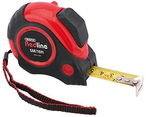 Draper Measuring Tape (Draper Redline 69495 5 m/16 ft Measuring Tape by Draper)