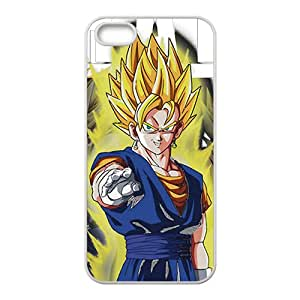 JIANADA Dragon ball anime Cell Phone Case for iPhone 5S
