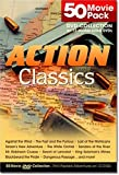 Action Classics 50 Movie Pack DVD Collection