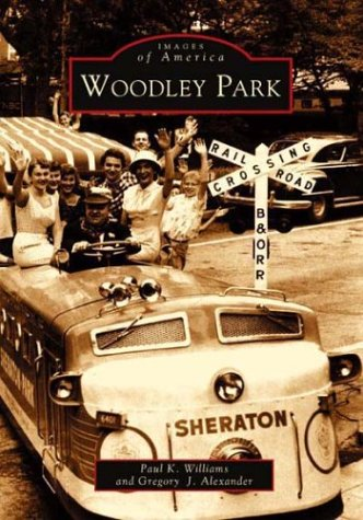 Woodley Park (DC) (Images of America)