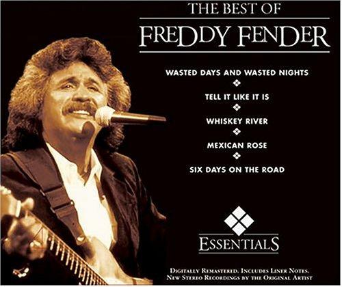 the best of freddy fender - 7