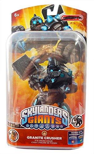 Cheap Activision Skylanders Giants Single Character Granite Crusher for cheap