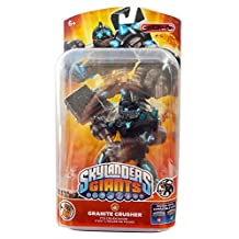 Skylanders Giants Single Character Granite Crusher
