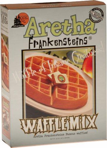 Aretha Frankensteins Waffle Mix (Waffle) 3-pack