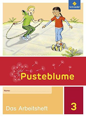 Pusteblume. Das Sprachbuch - Allgemeine Ausgabe 2015: Arbeitsheft 3