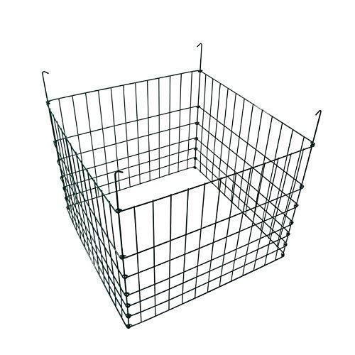 mtb Garden Wire - Cubo de Basura para Compost, 76, 2 x 76, 2 ...