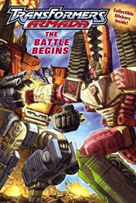 Transformers Armada:The Battle Begins