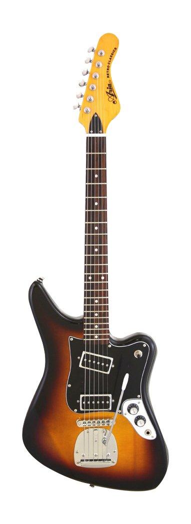 Aria RETRO - Guitarra: Amazon.es: Instrumentos musicales