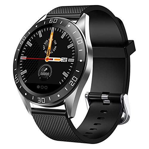 OPTA SB-180 Tolkien Bluetooth Fitness Smart Watch with| All Day Heart Rate and Activity Tracking Smart Band for Android & iOS