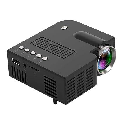 Fenteer Proyector para Video, 1080P Soporte de 20000 Horas ...