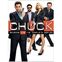 Chuck: The Complete Series