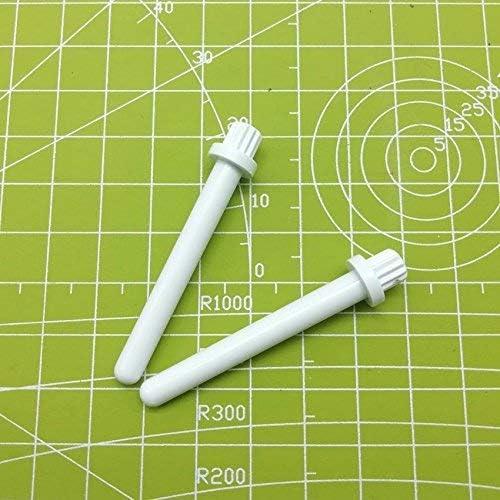 Piezas YICBOR para máquina de coser (2 piezas) # R60033210 para ...
