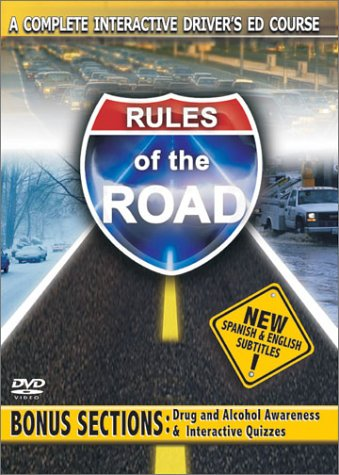 Rules of the Road: A Complete Driver's Ed Course by KC Sales