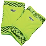 Tachikara ZIGZAG Beginner Volleyball Knee Pad, Large/X-Large, Lime