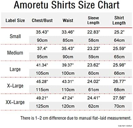 Amoretu Women Summer Short/Long Sleeve V Neck T Shirts Basic Tee Tops