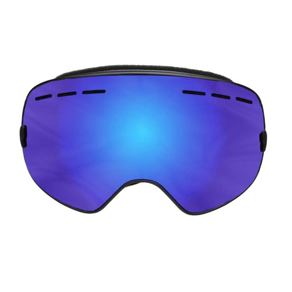 He-yanjing Parent-Child ski Goggles,Double Anti-Fog