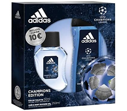 Estuche Adidas Champion Edition EDT 50ml + Gel 250ml: Amazon ...