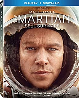 The Martian [Blu-ray + Digital Copy] (B015TDQN2Q) | Amazon Products