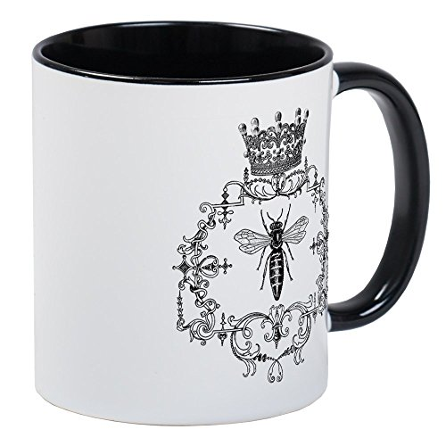 queen bee teapot - 7