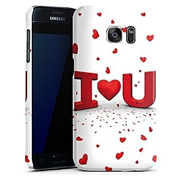 Carcasa Samsung Galaxy S2 Love Corazón, plástico, Premium ...