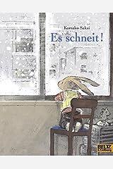 Es schneit!: Vierfarbiges Bilderbuch Paperback
