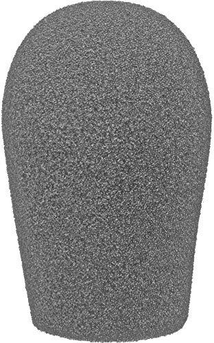 (Windtech 1200 Series 1200-20 Medium Size Foam Windscreen Teardrop 3/4In Neon Pink)