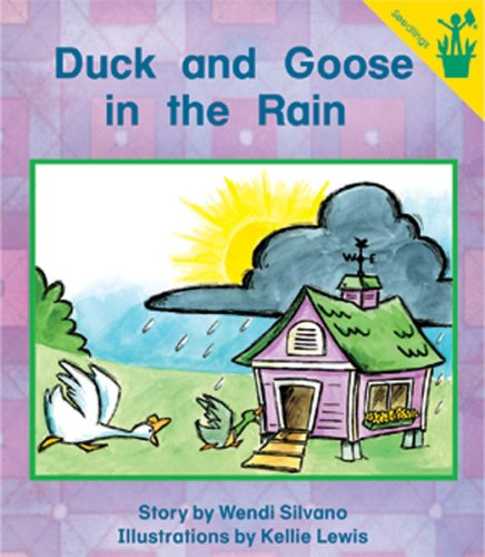 Early Reader: Duck and Goose in the Rain