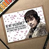 Greyjoy, GoT Valentines Card, Game of Thrones Card, Valentines Card Wife, Valentines Girlfriend