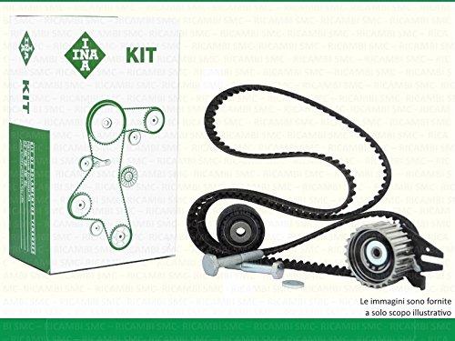 Kit distribución Ina + Bomba + Correa Serv Seat Toledo II 1 M2 1.9 TDI 110 kW: Amazon.es: Coche y moto
