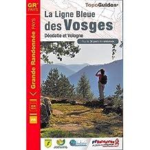 LIGNE BLEUE DES VOSGES - 88 - GR - 880