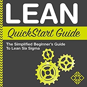 Lean QuickStart Guide Audiobook