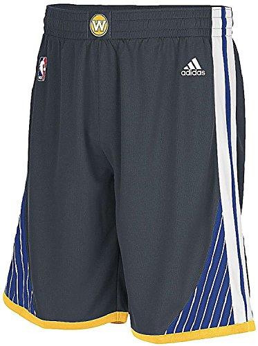 Alternate Short - Golden State Warriors Adidas Alternate Youth Swingman Shorts (Large)