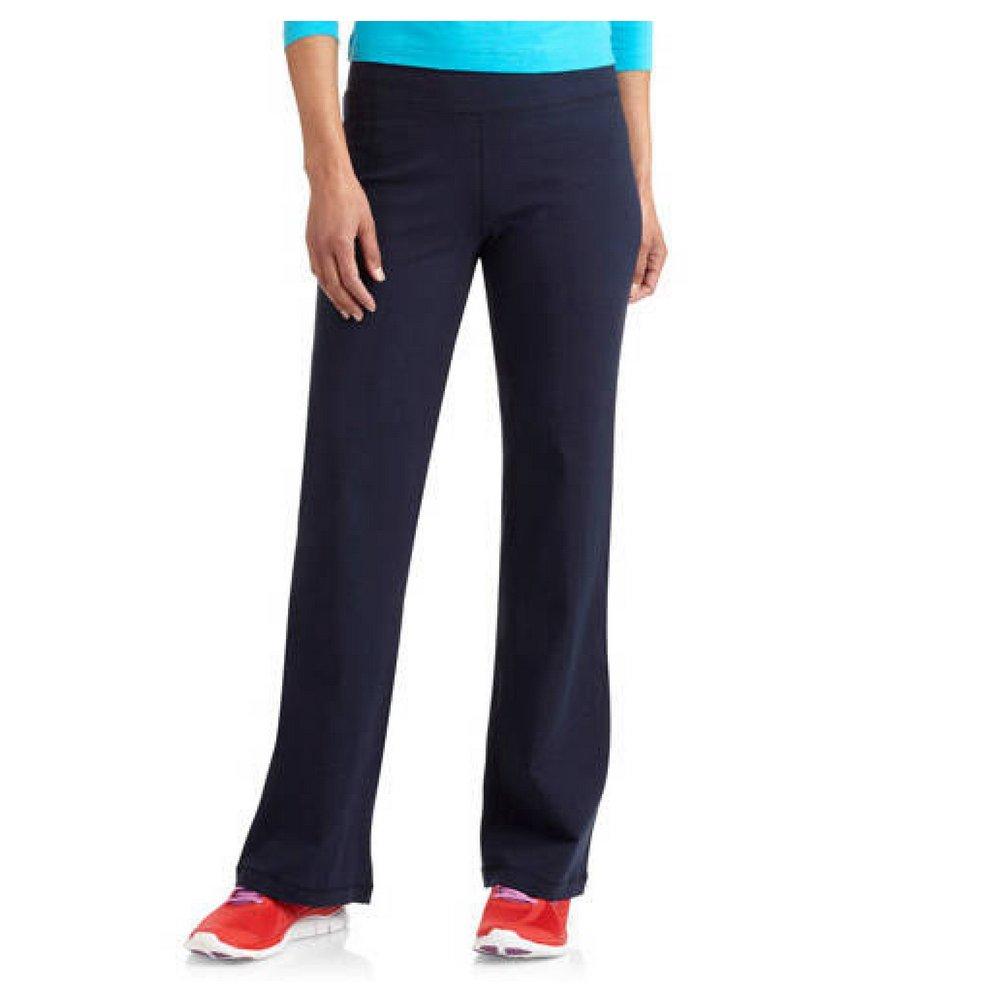 Danskin Now Women's Dri-More Core Bootcut Yoga Workout Pants - Regular or  Petite at Amazon Women's Clothing store: