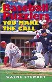 Baseball Puzzlers, Wayne Stewart, 0806926961