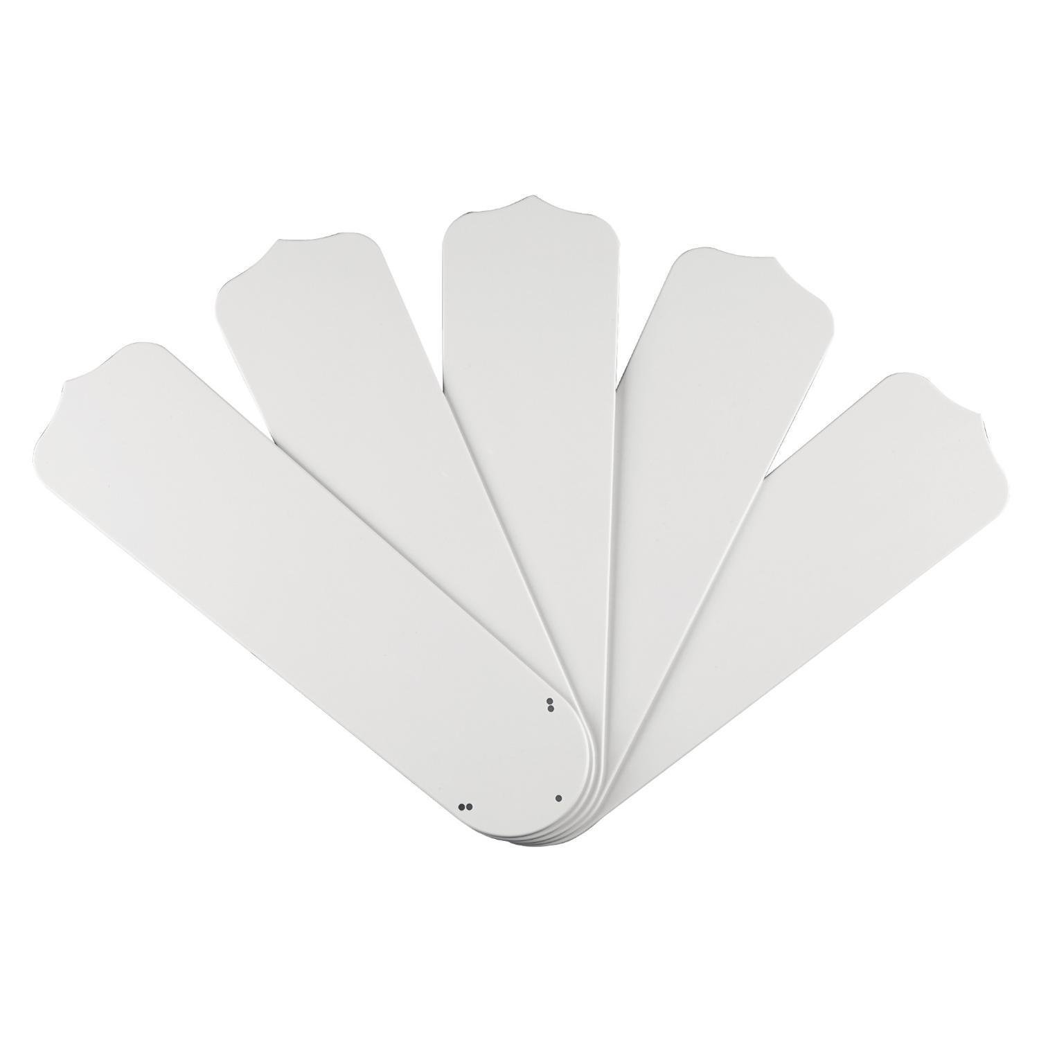 Westinghouse 7741400 Outdoor ABS Resin Fan Blades White (10 Blades) Westinghouse Lighting