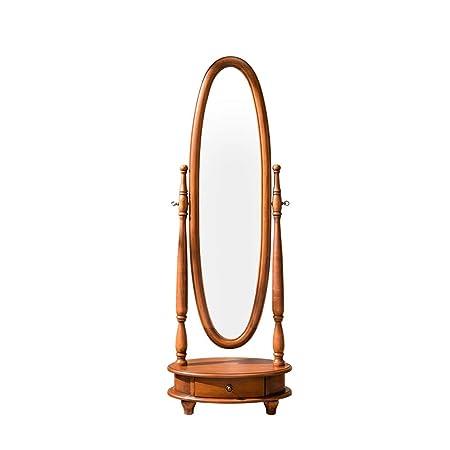 Specchio Da Terra Vintage - Badezimmer Deko