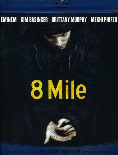 Blu-ray : 8 Mile (Dubbed, Digital Theater System, Dolby, Widescreen, AC-3)